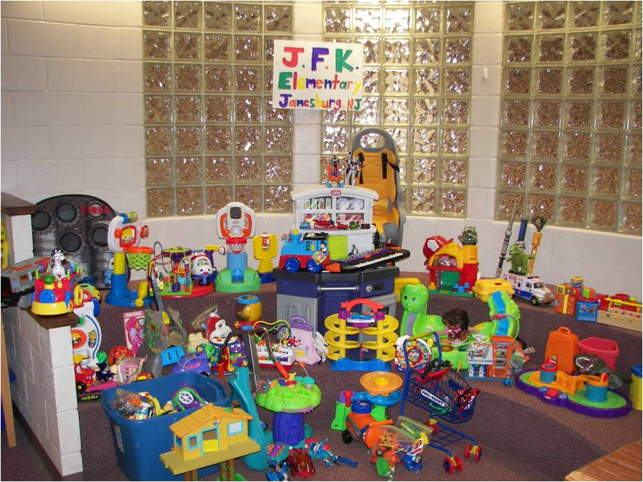 Toys For School : Jfk elementary school in jamesburg nj learn about doing