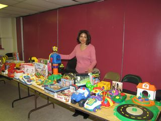 NCC Hispanic Development Corp.-Toy Donation-Second Chance Toys