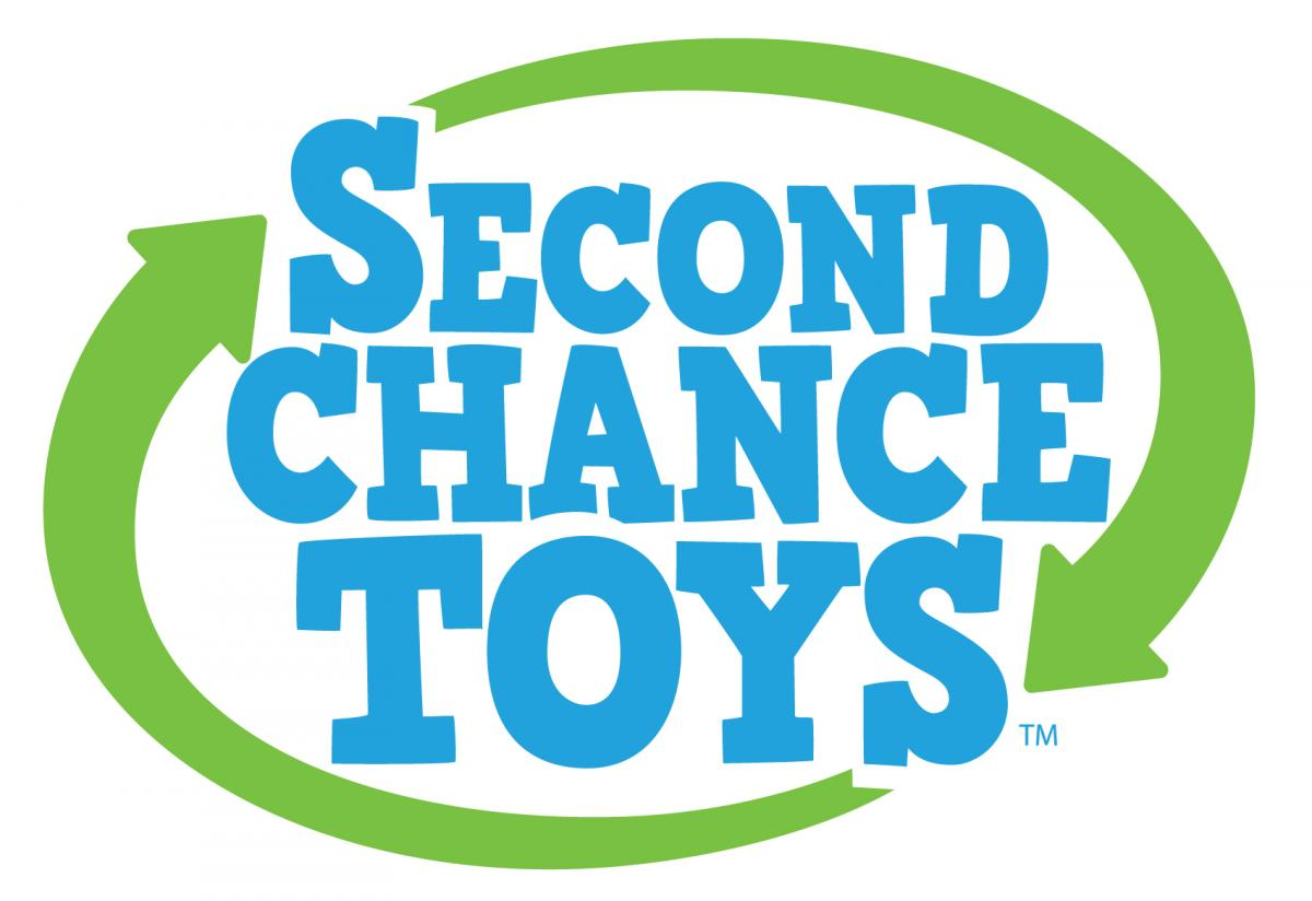 Second Chance Toys New Logo
