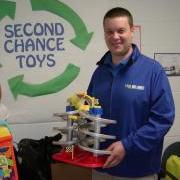 Q&A with 1-800-GOT-JUNK's Drew Trautman | Second Chance Toys