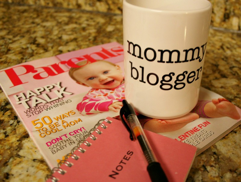 mommy blogger image